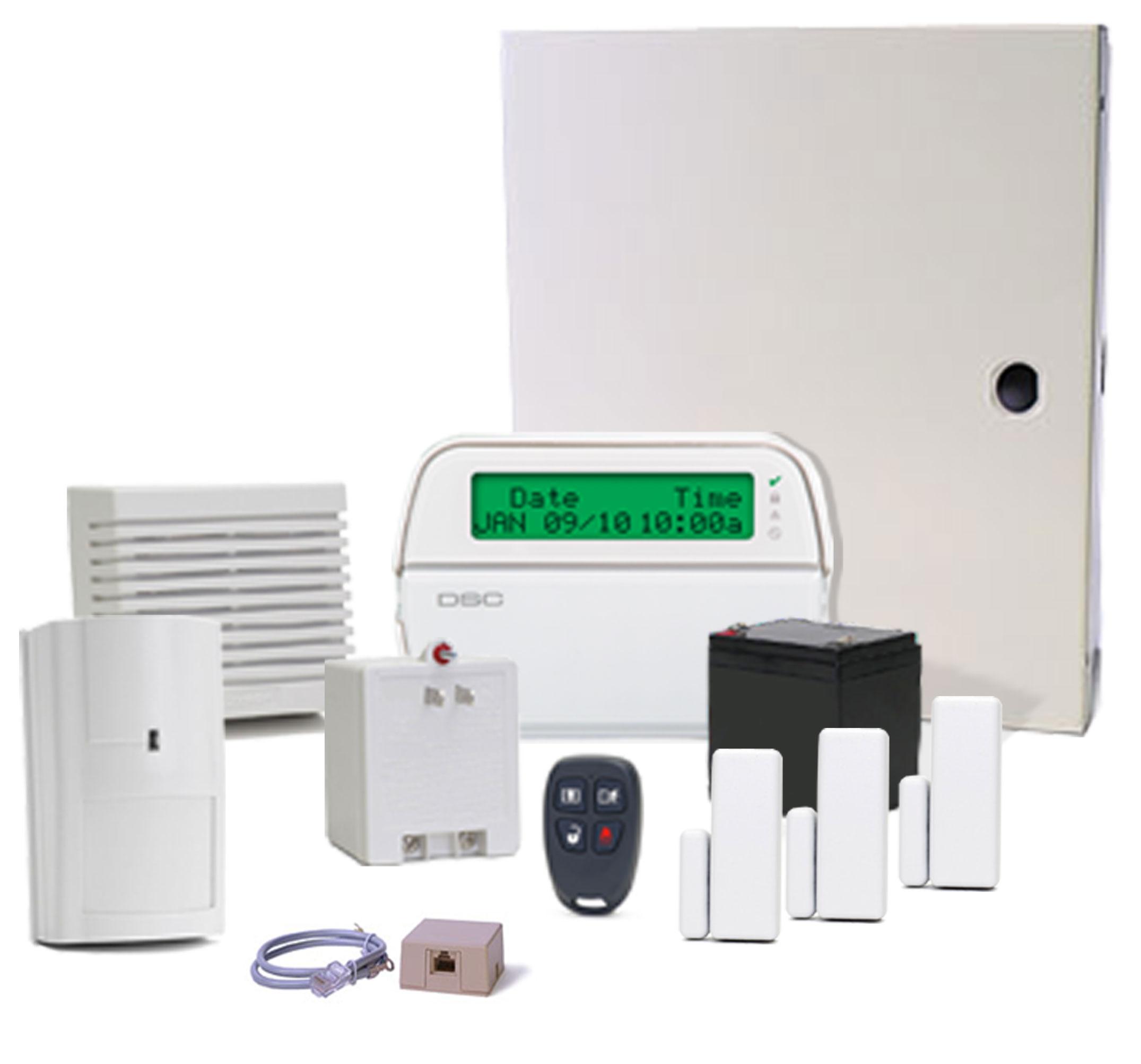 sistem de alarma cu wireless Timisoara